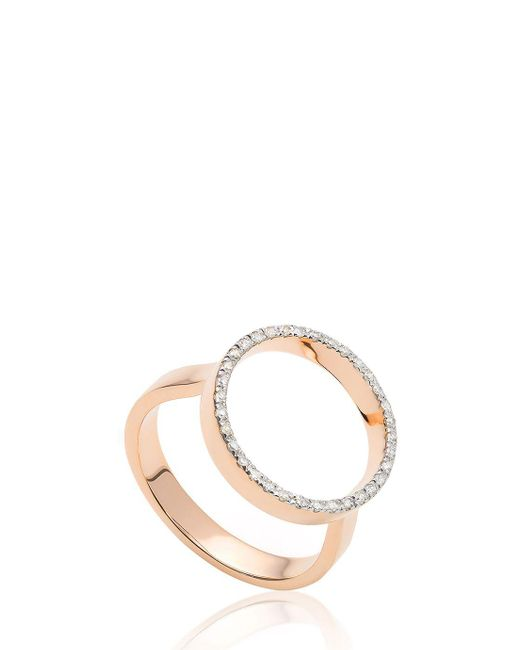 Monica Vinader | Metallic Diva Open Ring | Lyst