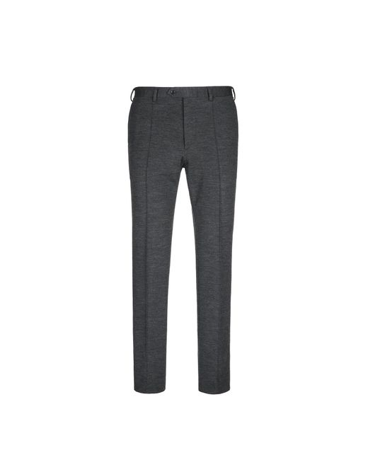 Brioni - Antrachite Gray Jersey Pants for Men - Lyst