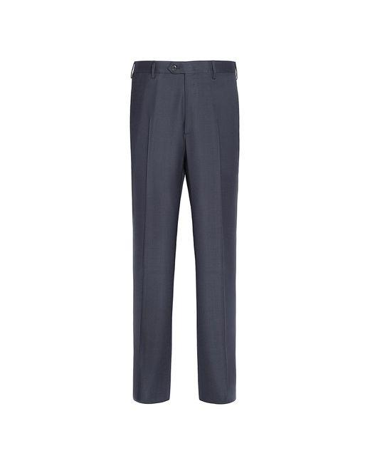 Brioni - Navy Blue Tigullio Pants for Men - Lyst
