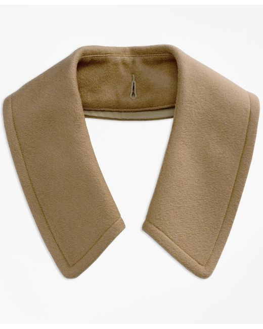 Brooks Brothers | Natural Trench Coat Replacement Collar for Men | Lyst