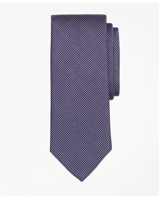 Brooks Brothers | Purple Micro-neat Tie for Men | Lyst