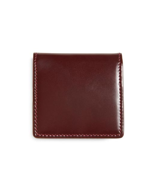 Brooks Brothers | Brown Cordovan Coin Case for Men | Lyst