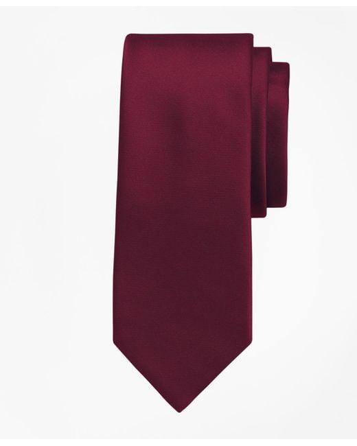 Brooks Brothers - Purple Golden Fleece® 7-fold Satin Tie for Men - Lyst