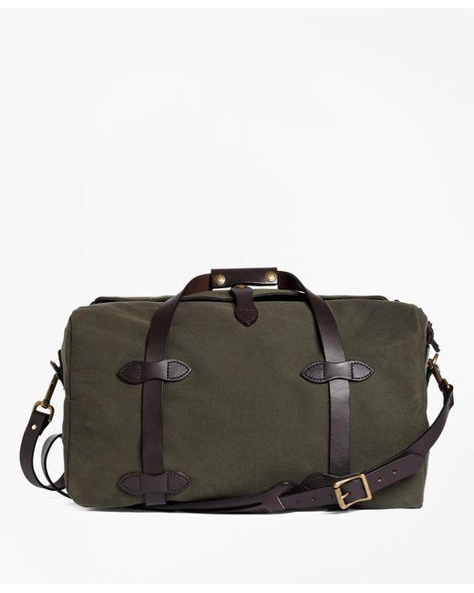 Brooks Brothers - Green Filson® Small Duffel Bag for Men - Lyst
