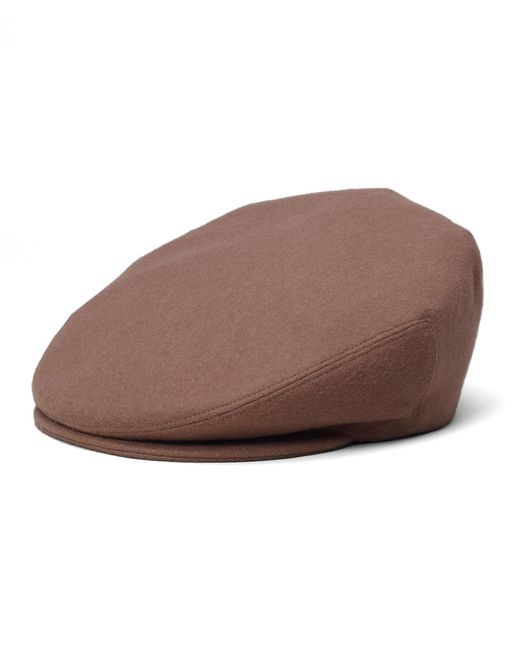 Brooks Brothers | Natural Cashmere Ivy Cap for Men | Lyst