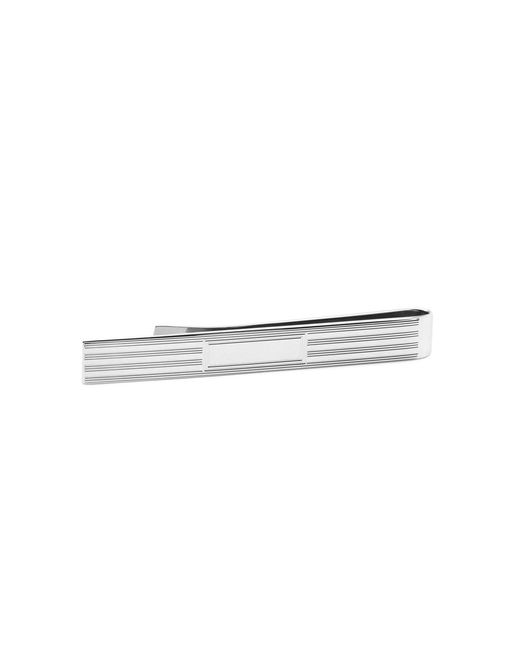 Brooks Brothers - Metallic Engine-turned Tie Bar for Men - Lyst