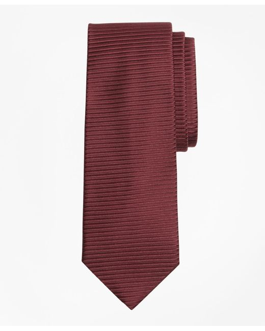 Brooks Brothers - Horizontal Textured Tie for Men - Lyst