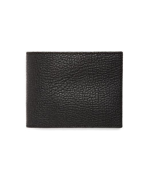 Brooks Brothers | Black Buffalo Id Case for Men | Lyst