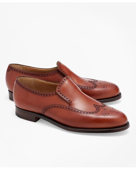 Brooks Brothers - Brown Peal & Co.® Raywood for Men - Lyst