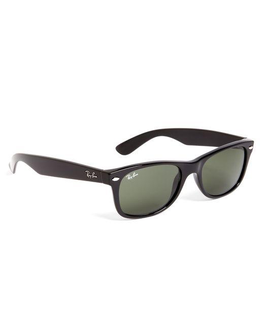 Brooks Brothers | Black Ray-ban® Classic Wayfarer Sunglasses for Men | Lyst