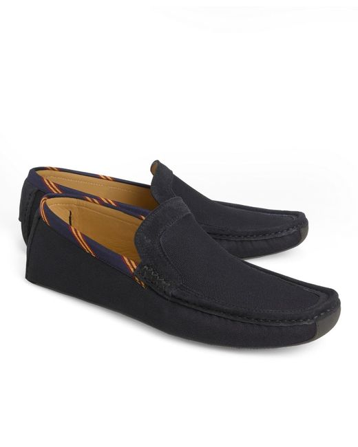 Brooks Brothers | Blue Harrys Of London® Jet Mocs for Men | Lyst