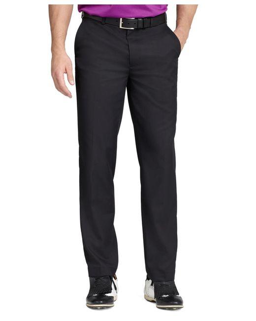 Brooks Brothers | Black St Andrews Links Plain-front Pants for Men | Lyst