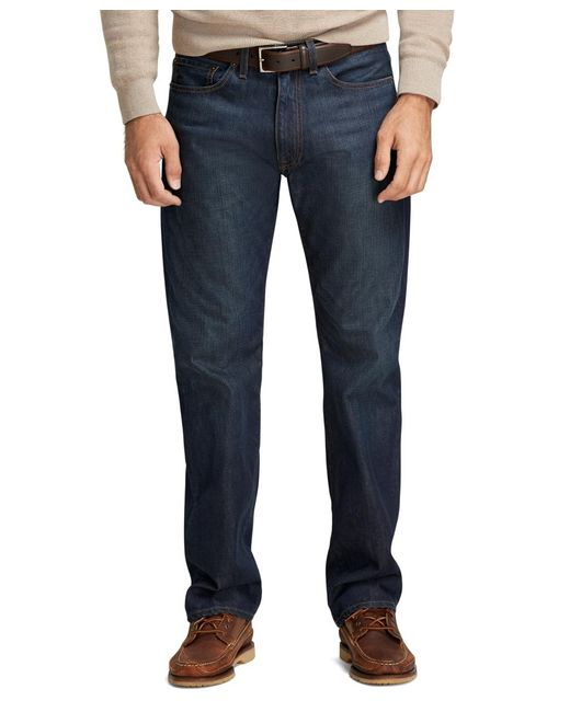 Brooks Brothers | Blue Supima® Denim Relaxed Fit Jeans for Men | Lyst