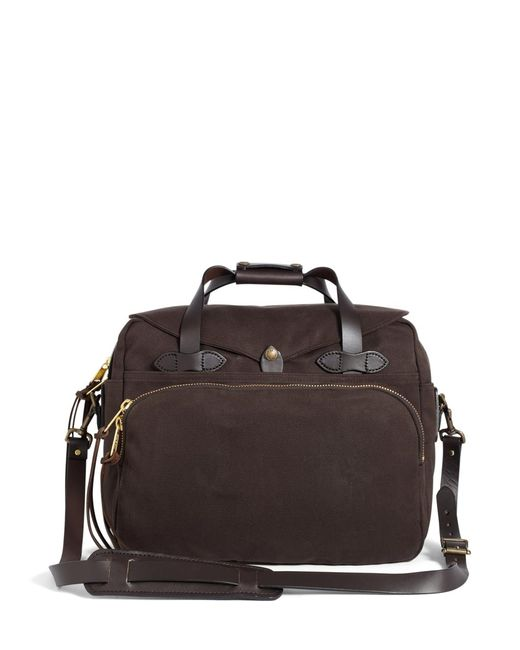 Brooks Brothers | Brown Filson® Twill Padded Computer Bag for Men | Lyst