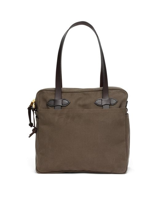 Brooks Brothers | Green Filson® Medium Zippered Tote Bag | Lyst