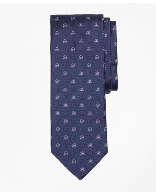 Brooks Brothers - Blue Shadow Golden Fleece® Tie for Men - Lyst
