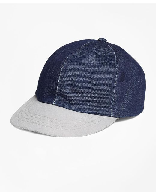 Brooks Brothers | Blue Baseball Cap for Men | Lyst