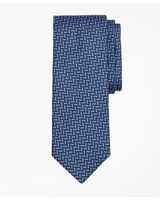 Brooks Brothers - Blue Squares Tie for Men - Lyst