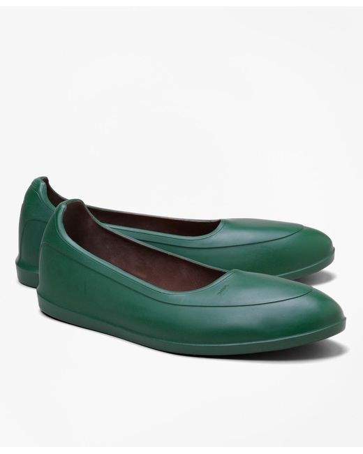 Brooks Brothers - Green Swims Brand Galoshes for Men - Lyst