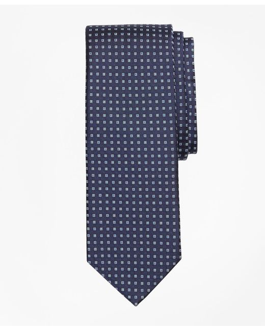 Brooks Brothers | Blue Alternating Squares Tie for Men | Lyst