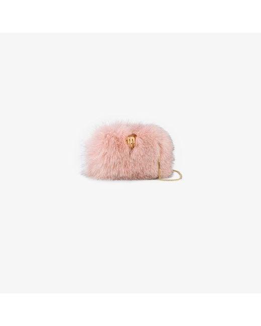 Benedetta Bruzziches | Pink Carmen Hand Clasp Bag | Lyst