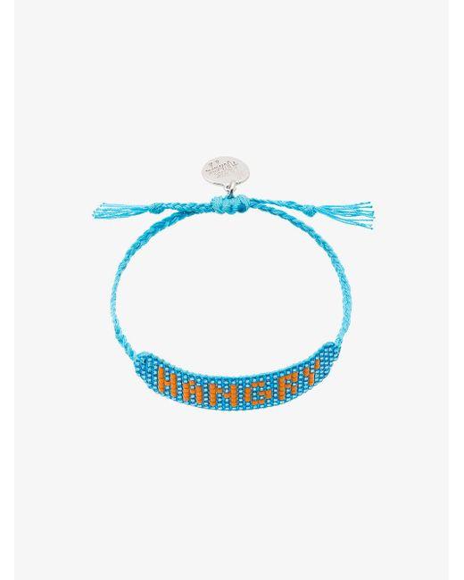 Venessa Arizaga - Blue Hangry Bracelet - Lyst