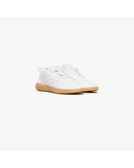 best sneakers 79305 d1e3a Adidas - White Sobakov Sneakers for Men - Lyst ...