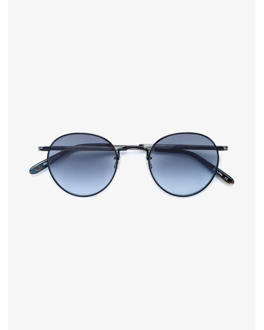 Garrett Leight - Black Wilson M 49 Sunglasses - Lyst