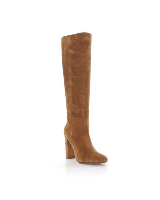 Gianvito Rossi Boots G80931 suede upwKn