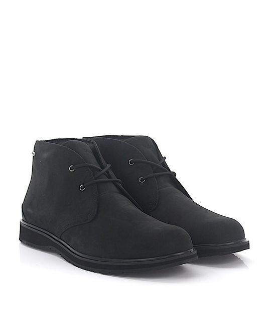 Swims - Black Stiefeletten Boots Barry Chukka Classic Nubukleder Schwarz for Men - Lyst