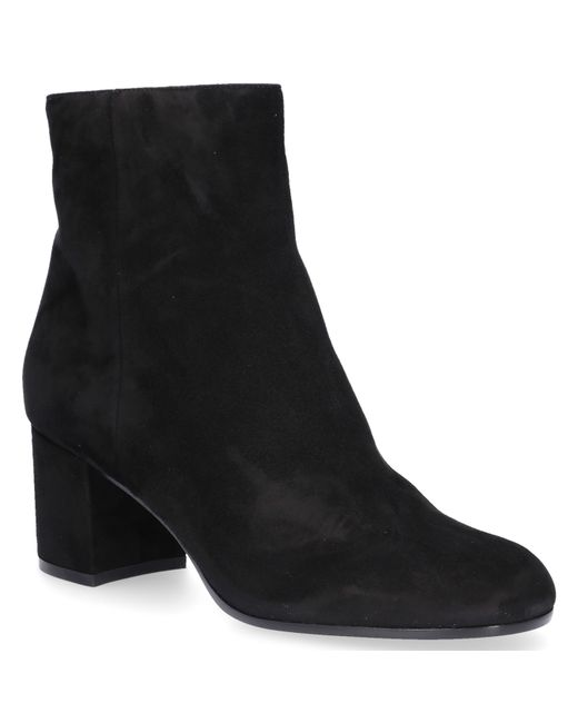 Gianvito Rossi - Ankle Boots G70510 Suede Black - Lyst