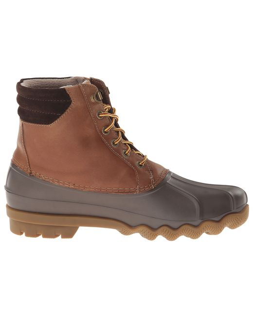 Sperry Top-Sider | Brown Avenue Duck Boot for Men | Lyst