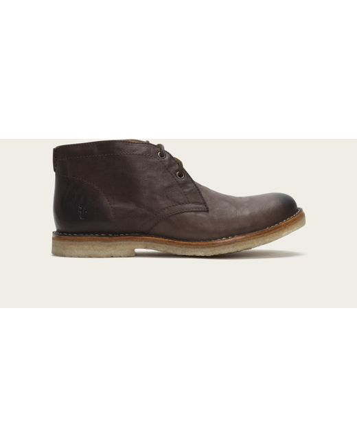 Frye | Brown Hudson Chukka for Men | Lyst