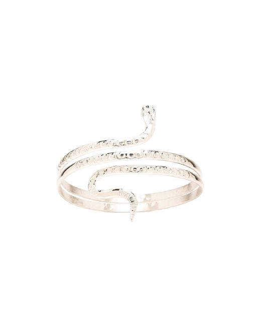 Natalie B. Jewelry | Metallic Serpent Armband | Lyst