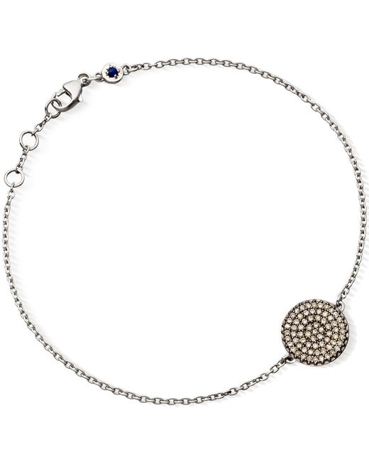 Astley Clarke | Small Icon 14ct White Gold Bracelet | Lyst