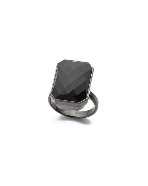 Ringly | Black Opening Night Tech Ring | Lyst