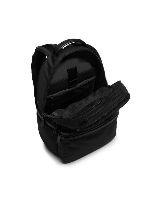 Michael Kors | Black Parker Nylon Backpack for Men | Lyst