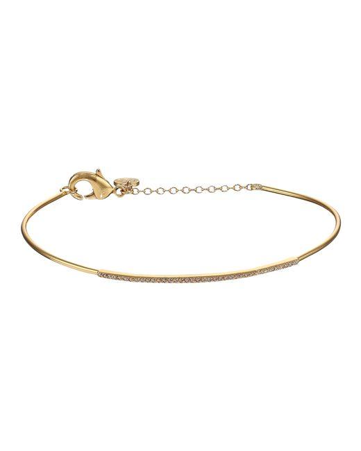 Gorjana | Metallic Shimmer Bar Bracelet | Lyst