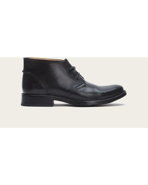 Frye | Black Oliver Chukka for Men | Lyst