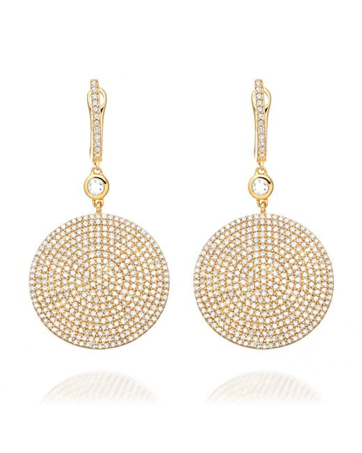 Astley Clarke | Metallic Large Icon Earrings | Lyst