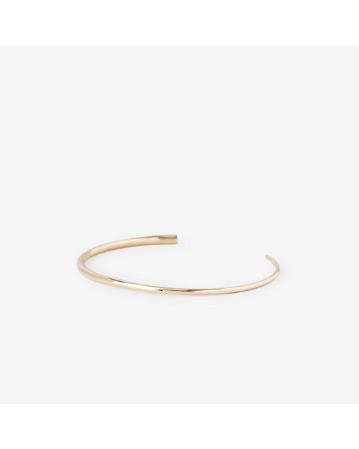 N/a | Metallic Tapered Diamond Cuff | Lyst
