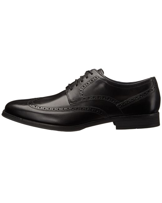 Cole Haan | Black Montgomery Wing Ox for Men | Lyst