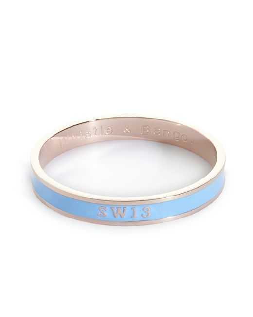 Whistle & Bango | Blue Sw13 Bangle | Lyst