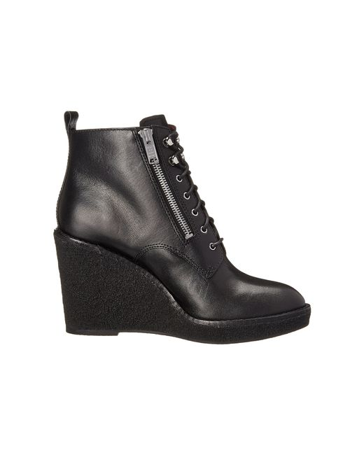 Marc By Marc Jacobs | Black Kit Wedge Boot | Lyst