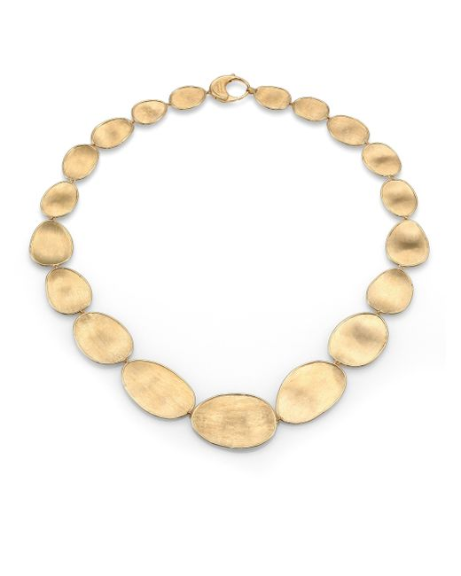 Marco Bicego | Metallic Lunaria 18k Yellow Gold Necklace | Lyst