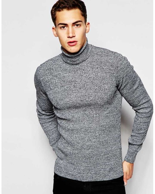 Find ROLL NECK SWEATER from a vast selection of Clothing for Men. Get great deals on eBay!