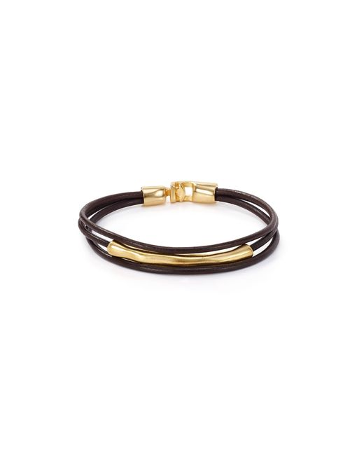 Uno De 50 | Metallic To Be You Bracelet | Lyst