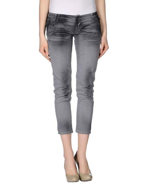 GAUDI | Gray 3/4-length Short | Lyst