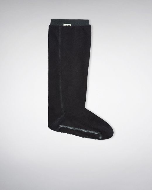 Hunter | Black Unisex Field Fitted Boot Socks - Tall | Lyst