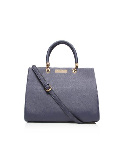 Carvela Kurt Geiger | Blue Darla Tote Handbag | Lyst